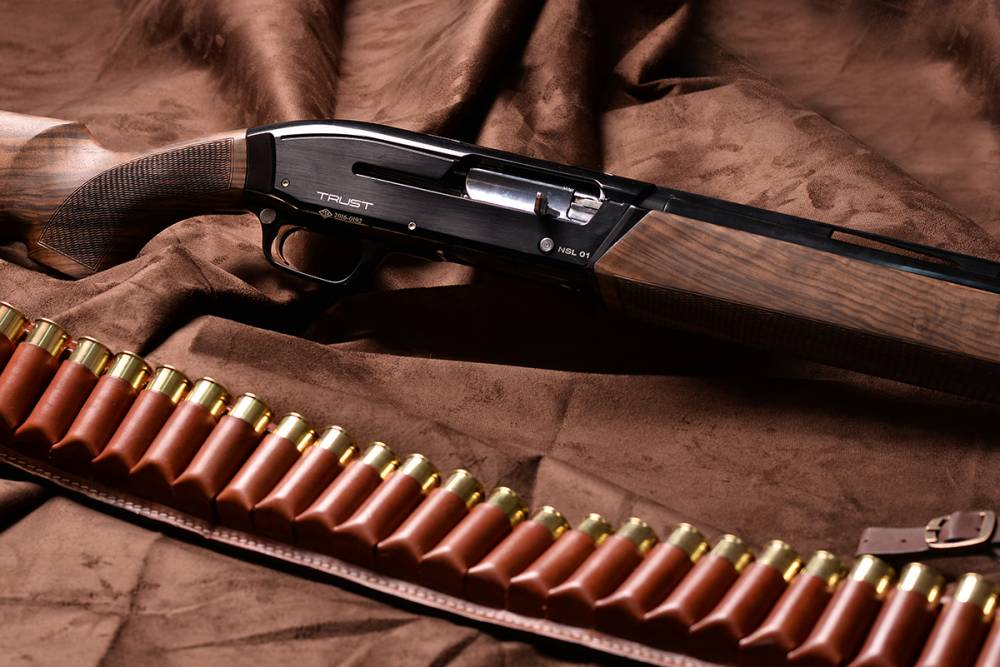 Ceo Trust Semi Automatic Shotgun | İdeal Av